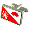 Flag Region Cufflinks