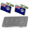 Money Clip Flag