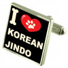 Dog Breed Cufflinks